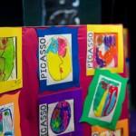 Monet, daVinci, O'Keefe – Oh My! Park Street Academy Hosts a Pop-Up Art Show