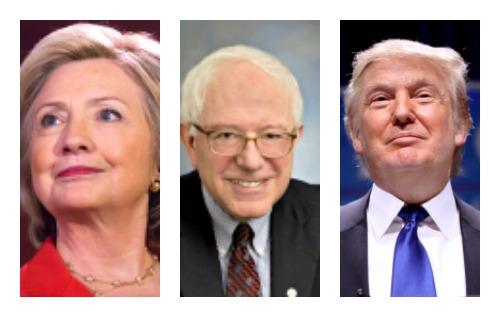 2016 primary election