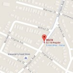 Armed Robbery at Delta Gas Station in Montclair