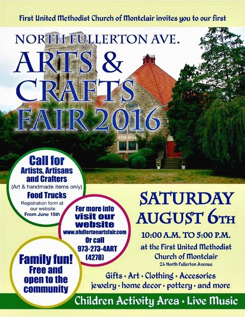 North Fullerton Arts and Crafts Fair