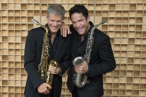 David Sanborn & Dave Koz Side by Side