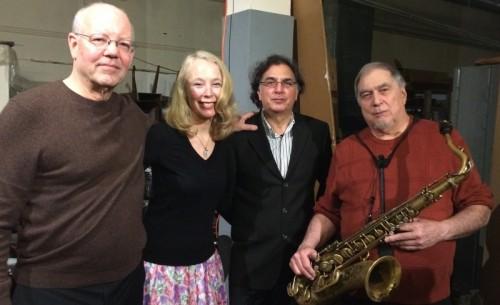 The Kazzrie Jaxen Quartet