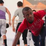 Earl Mosley Teaches Men to Dance
