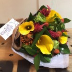 Blooms in Hand, A Wrapped Bouquet Delivery Service, Blossoms in Montclair