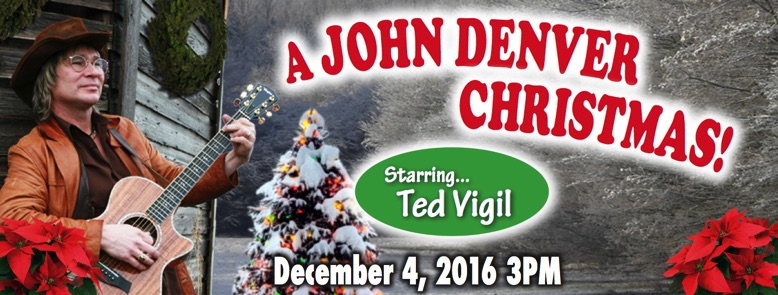 a john denver christmas starring ted vigil