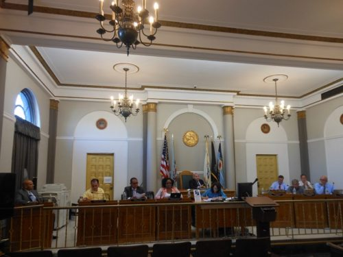 The Bloomfield Township Council
