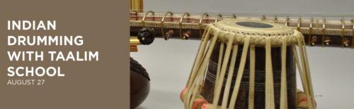 Indian Drumming