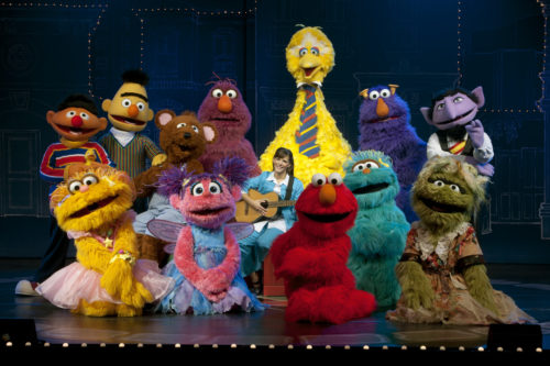 Giveaway: SESAME STREET LIVE - Elmo Makes Music at NJPAC!