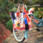 Awesome Upcycle: Custom Made Montclair Center Event Banner Bags