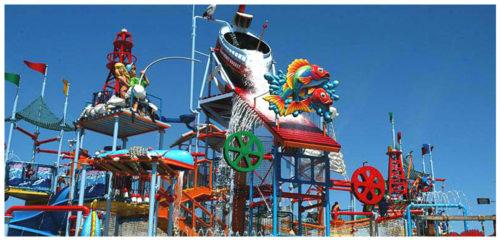 Casino Pier Breakwater