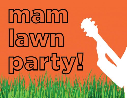 MAM Lawn Party