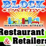 Washington Street Showcases Its Bloomfield Block With a Party on Saturday