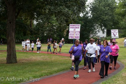 . SOFIA's Walk Against Domestic Violence