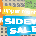 Upper Montclair Sidewalk Sale: Two Full Days of Bargains and More!