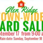 Glen Ridge Town-Wide Yard Sale to Benefit The Library