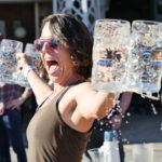 Scenes From the Montclair Center and Pig & Prince Oktoberfest