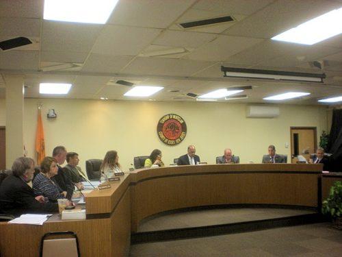 The Montclair Township Council