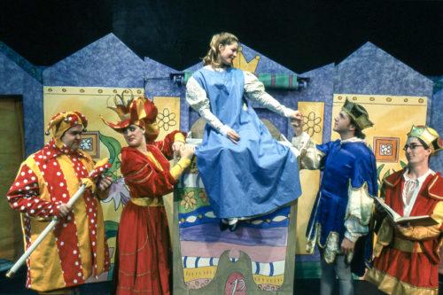 The Princess and the Pea at SOPAC