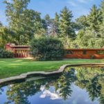 On the Market: Frank Lloyd Wright Home, 63 Chestnut Hill Place, Glen Ridge