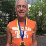 Dr. Gold Runs Chicago Marathon for Montclair Public Library