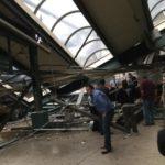Breaking: NJ Transit Train Crashed into Platform in Hoboken (UPDATED)