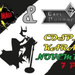 Put on Your Costume and Go Sing at East Side Mag's Cosplay Karaoke Night