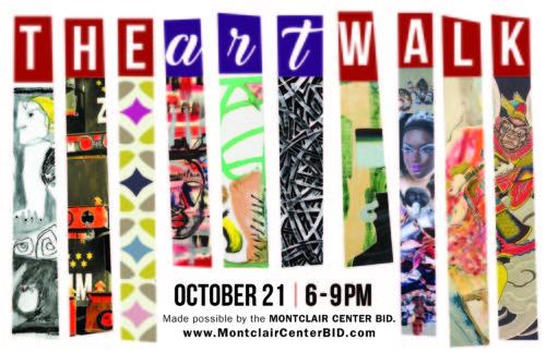 Montclair Center Art Walk