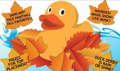 "Family Fun! Montclair Ambulance Unit ""Hatches"" 1st Annual Duck Derby"