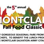 Montclair 5th Annual Fall Food Classic Fundraiser to Benefit Salvation Army Feeding Program