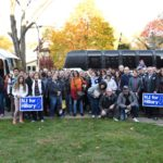Montclair Makes Last Push To Get Out Vote For Presidential Election 2016