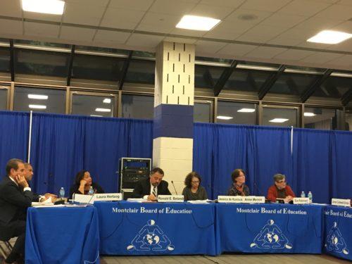 Montclair Board of Education