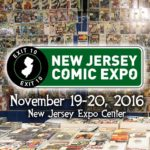 Giveaway: New Jersey Comic Expo Returns November 19-20