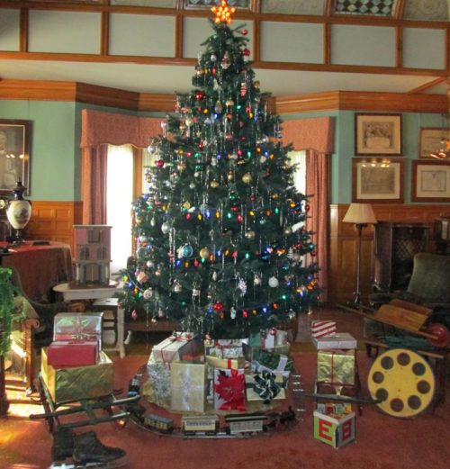 Essex County Historic Holiday House Tour