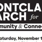 Montclair March for Community and Connection on November 19