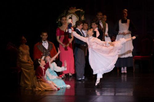 "New Jersey Dance Theatre Ensemble's  ""The Nutcracker"" in 2015. (Tony Turner)"