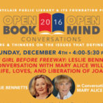 Montclair Library Open Book/Open Mind Series: Leslie Bennetts and Mary Alice Wiliams Discuss Joan Rivers