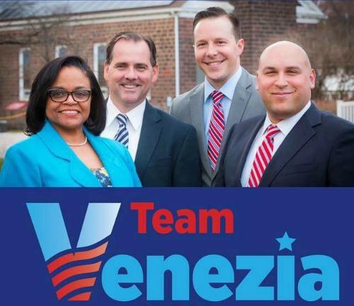 Michael Venezia election 2016
