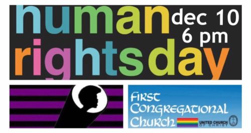 Human Right's Day