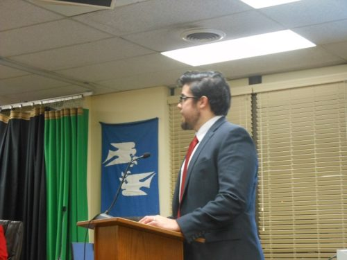 Anthony Rodriquez of CME Associates