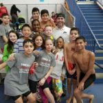Montclair YMCA Dolphins Compete at OCY Winter Classic
