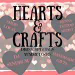 Hearts & Crafts, a Valentine's Pop-Up Event Coming to Egan's Saloon in West Orange