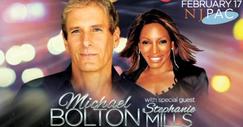 Michael Bolton and Stephanie Mills