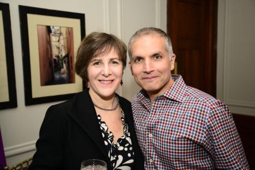 Deborah and Jason DeSalvo.