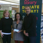 Winner of PLANETCIVIC's Montclair Altruist Award Splits Prize Between Library and MFEE