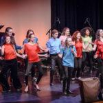 NiCori Teen Ensemble Performs James and The Giant Peach