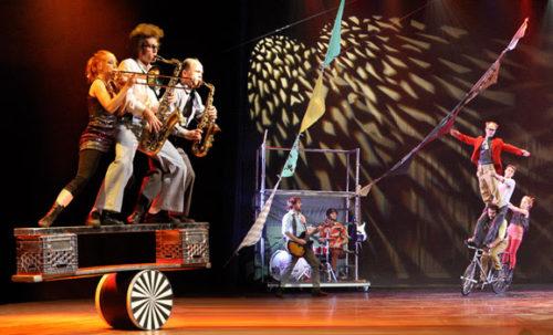 Circus! With Les Parfaits Inconnus