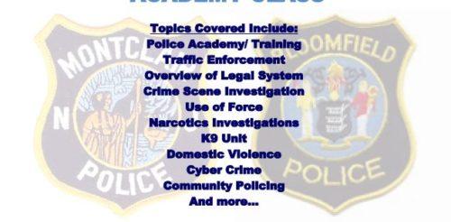 Citizen Police Academy Class