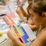 Kids' Creativity Center at MAM Free First Thursday Night