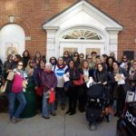 Members of NJ11th for Change Visit Congressman Frelinghuysen's Office to Oppose the Repeal of ACA