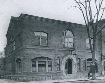summit house 1906